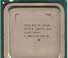 Processador Core2duo Lga 775 Core 2 Duo E4500 2,2ghz/2m/800