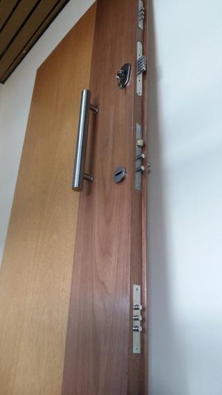 Puerta Blindada Instalada! Hoz Premium Plus® 30 Anclajes!