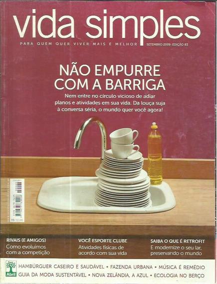 Revista Vida Simples Ed. 83