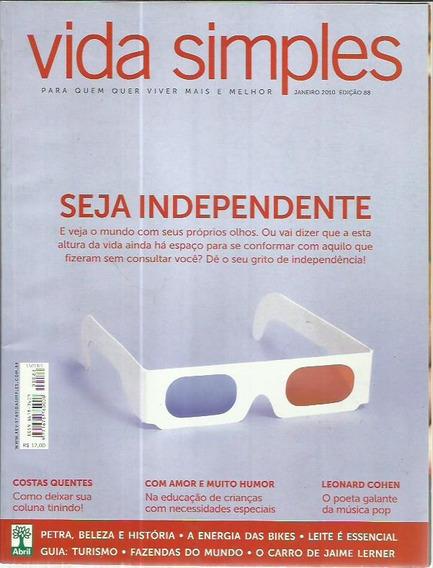 Revista Vida Simples Ed. 88