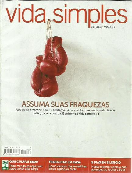 Revista Vida Simples Ed. 120