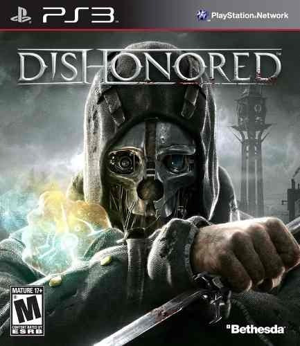 Dishonored Play 3, Ps3 #frete Grátis #