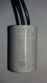 Capacitor Permanente 4uf 250v