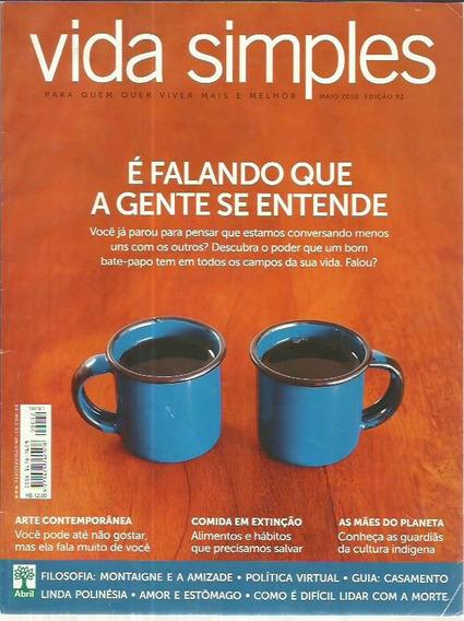 Revista Vida Simples Ed. 92