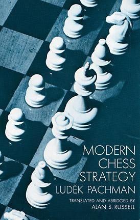 Livro Modern Chess Strategy - Ludek Pachman