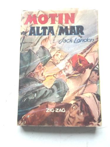 Motín En Alta Mar De Jack London -