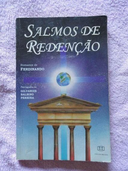 Salmos De Redenção - Romance Espírita - Mediunidade