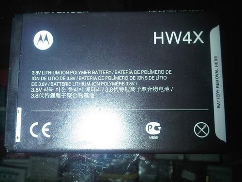 Imagen 1 de 2 de Bateria Motorola Hw4x 1735/1785  Mah Original Nueva