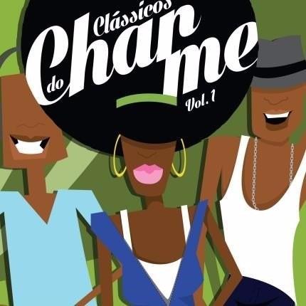 Cd Clássicos Do Charme Vol. 1
