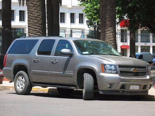 Catalogo De Partes Chevrolet Suburban 2007-2014 Español