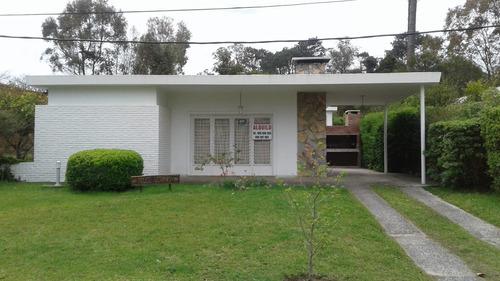 Alquilo Casa Centrica, Piriápolis, Patio, Libre Turismo!