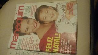 Revista Manequim, Dezembro De 1992