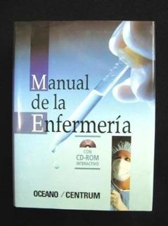 M. Enfermería Oceano 1 Tomo Y Cd Room Isbn 84-494-1621-3
