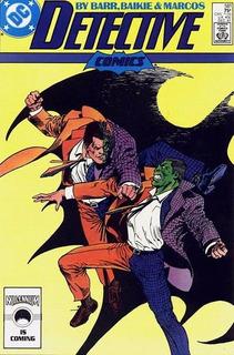 Detective Comics Vol 1 #581 (1987), Dc Usa, En Inglés