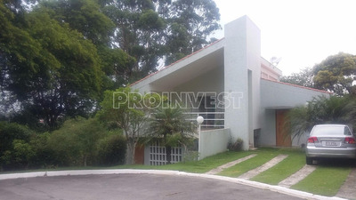 Casa Residencial À Venda, Granja Viana, Horizontal Park, Cotia - Ca14267. - Ca14267