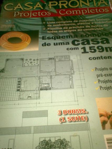 Revista Casa Pronta Projetos Completos - N 2