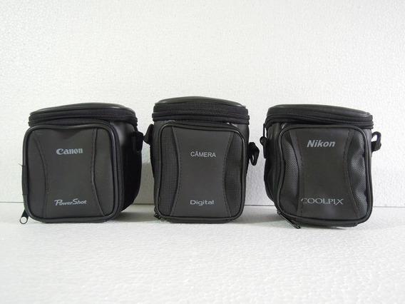 Capa Para Câmeras Semi Profissionais Nikon Sony Fuji Canon