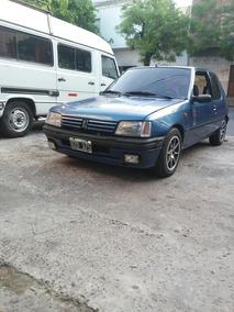 Peugeot 205 1998 Con Gnc