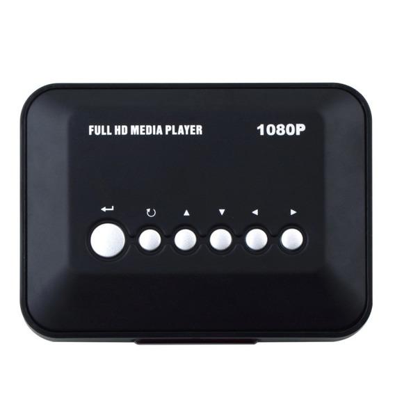 Media Player Hdmi Usb Sd Mmc H.264 Mkv Rmvb Iso 3d!