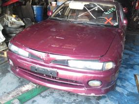 Sucata Mitsubish Galant 2.0 V6 95 Pra Tirar Peças Motor Etc