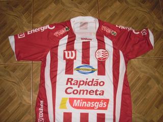 Camisa Do Clube Nautico Capiberibe Wilson