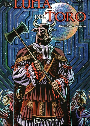 Luna Del Toro. Comic (hi)