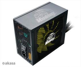 Fonte 850w Akasa Venom Modular 80 Plus Gold 1813