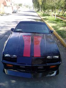 Chevrolet Camaro Coupe Sport 1987, Color Negro, 2 Puertas