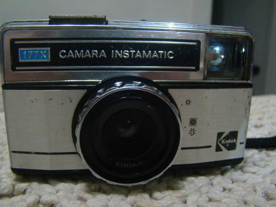 Antiga Câmera Kodak Instamatic 177x