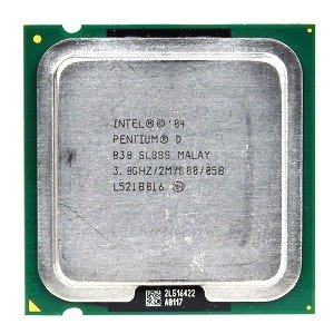 Processador Intel Pentium D 830 3.00ghz Lga775 P/n Sl88s