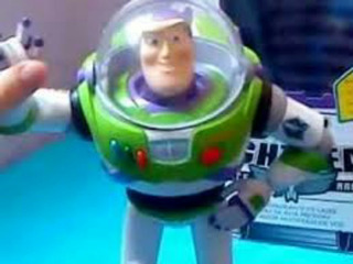 Buzz Lightyear 100% Original De La Pelicula