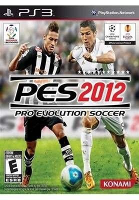 Pes 2012 - Pro Evolution Soccer 2012 Ps3 Novo
