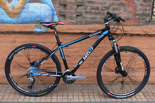 Bicicleta Mazzi 650 Enduro 27.5 27v Full Acera Planet Cycle