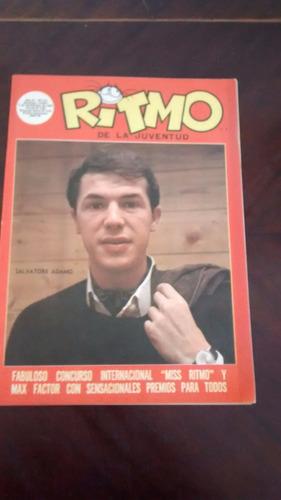 Revista Ritmo N° 114 - Adamo - Foto  N° 63-64-(374