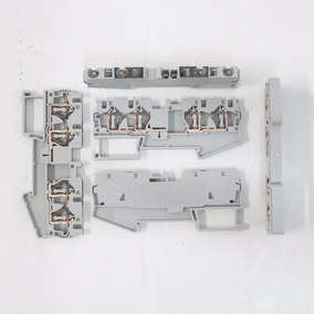 Kit 5 Terminal Modular Bloco Phoenix Contact 3038639