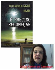 Livro Romance Espírita - È Preciso Recomeçar - Psicografia