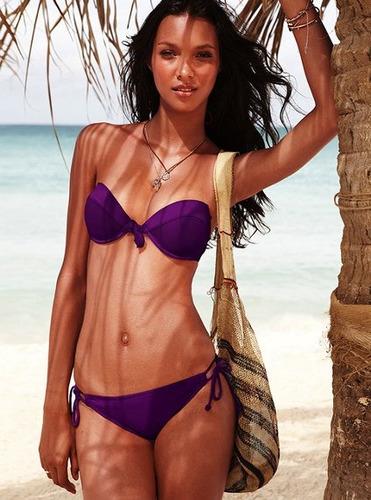 Victorias Secret Bikini Push Up Original Talla M Nuevo
