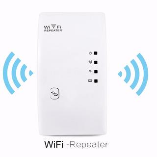 Repetidor Amplificador Wifi 802.11 B/g/n Entrada Ethernet