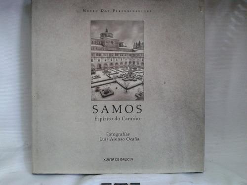 Imagen 1 de 5 de Samos. Espirito Do Camiño Santiago De Compostela. En Gallego