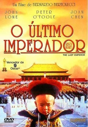 Dvd O Último Imperador