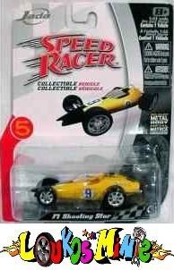 Jada Speed Racer F1 Shooting Star Corredor X Escala 1:55