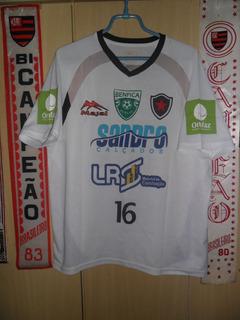 Camisa Botafogo Da Paraíba ( Futsal )