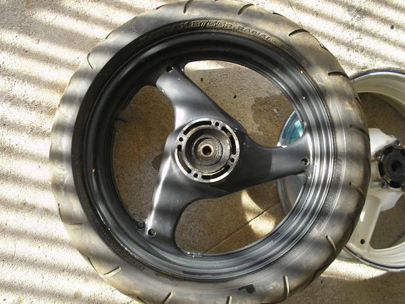 Roda Traseira Suzuki Gsx-f 750