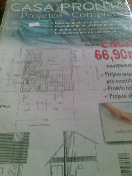 Revista Casa Pronta Projetos Completos - N 3