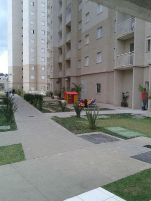 Apartamento Residencial À Venda, Jardim Bela Vista, Guarulhos - Ap4304. - Ap4304