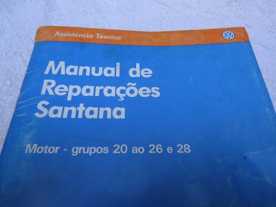 Manual De Reparações Santana