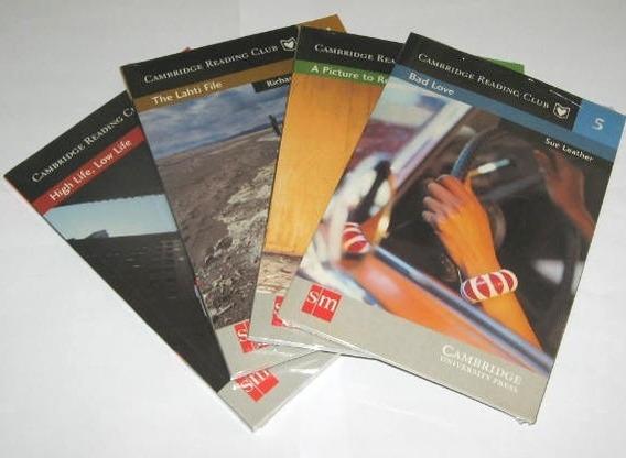 Livros P/ Desenvolver Seu Inglês Cds-audiobook Nível 1,2,3,4