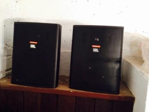 Caixa De Som Modêlo # U-701007309-a Jbl Professional.