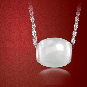 Fantastico!!!!! Colar, Prata 925 Com Opala