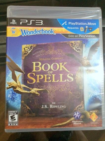 Wonderbook Book Of Spells - Vendo/troco #frete Grátis#
